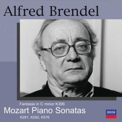 Mozart: Piano Sonatas Nos.3, 4 & 18 - Alfred Brendel