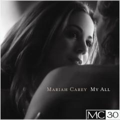 My All EP - Mariah Carey