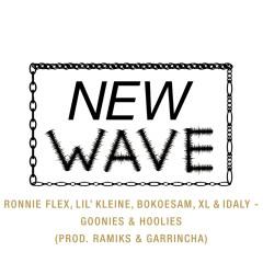Goonies & Hoolies - Ronnie Flex, Lil Kleine, Bokoesam, XL, Idaly