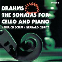 Brahms: The Sonatas for Cello and Piano - Heinrich Schiff, Gerhard Oppitz