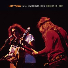 Live At The New Orleans House - Berkeley, CA - 1969