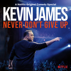 Never Don't Give Up - Kevin James
