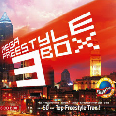 Mega Freestyle Box, Vol. 3 - Various Artists
