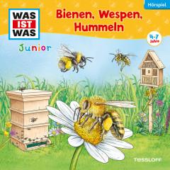 30: Bienen, Wespen, Hummeln - Was Ist Was Junior