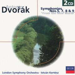 Dvorak: Symphonies Nos.5, 7, 8 & 9 - London Symphony Orchestra, István Kertész