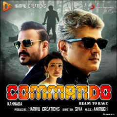 Commando (Kannada) (Original Motion Picture Soundtrack) - Anirudh Ravichander