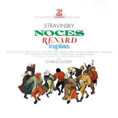 Stravinsky: Noces, Renard & Ragtime - Martha Argerich, Nelson Freire, Pierre Boulez & Orchestra National de Radio France