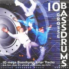 10 Große Bassdrums - Various Artists