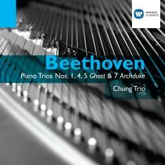 Beethoven: Piano Trios Opp.1 No.1,11,70, No.1 & 97 - Chung Trio