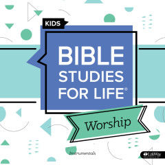 Bible Studies for Life Kids Worship Instrumentals Summer 2020