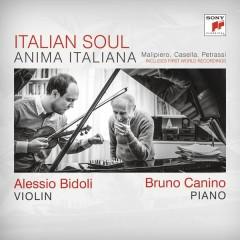 Anima italiana - Alessio Bidoli