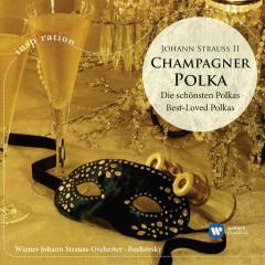 Strauss II: Champagner Polka - Die schönsten Polkas / Best Loved Polkas - Willi Boskovsky