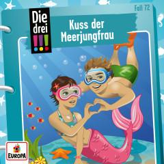 072/Kuss der Meerjungfrau - Die drei !!!