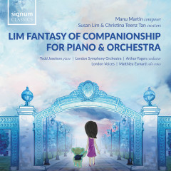 Lim Fantasy of Companionship for Piano and Orchestra - London Symphony Orchestra, Tedd Joselson, Arthur Fagen