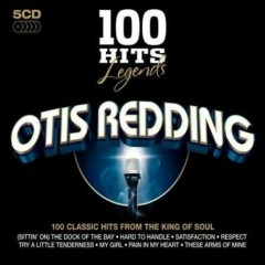 100 Hits Legends Box Set (CD3) - Otis Redding
