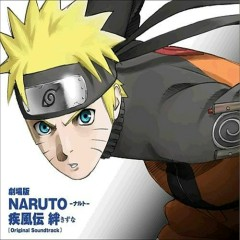 Naruto Shippuuden The Movie Kizuna Original Soundtrack (CD1)