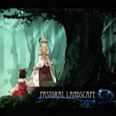 pastoral landscape - Mikan-Box,Foxtail-Grass Studio