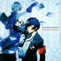 PERSONA3 PORTABLE Original Soundtrack