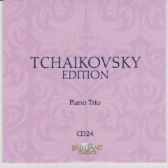 Tchaikovsky Edition CD 24
