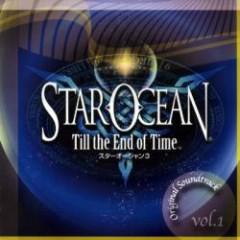 STAR OCEAN Till the End of Time Original Soundtrack vol.1 CD1 - Motoi Sakuraba