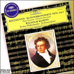 Beethoven, Klavierkonzerte Nr. 4 & 5