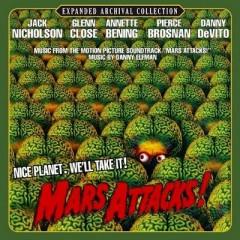 Mars Attacks! OST (Pt.1)
