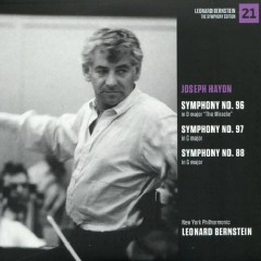 Franz Joseph Haydn – Symphonies No 96, No 97 & No 88