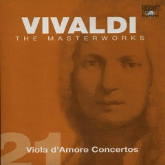 Vivaldi - The Masterworks CD 21