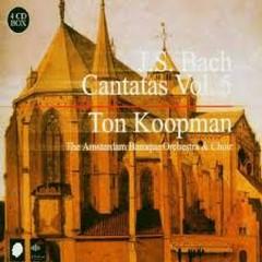 Bach - Complete Cantatas, Vol. 5 CD 2 No. 1