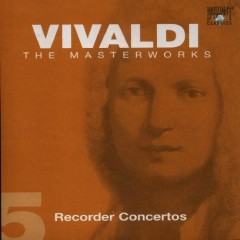 Vivaldi - The Masterworks CD 5 (No. 1) - Nicholas McGegan, Various Artists