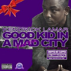 Good Kid, Purple City (CD2) - Kendrick Lamar