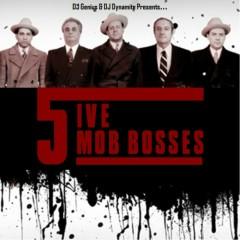 5ive Mob Bosses (CD2)