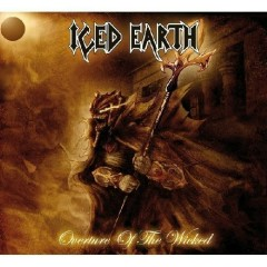 Overture Of The Wicked [EP] - Iced Earth