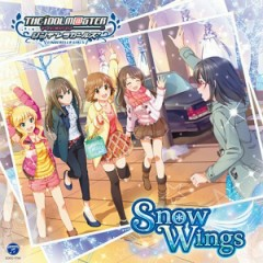 THE IDOLM@STER CINDERELLA GIRLS STARLIGHT MASTER 01 Snow Wings