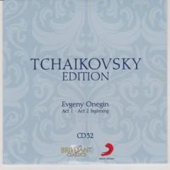 Tchaikovsky Edition CD 32