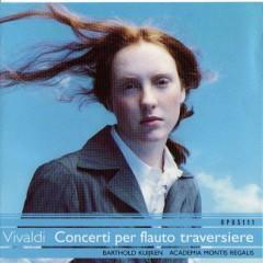 Concerti Per Flauto Traversiere (Kuijken, Academia Montis Regalis) CD2