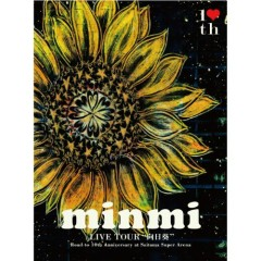 Live Tour Himawari - Road To 10th Anniversary - At Saitama Super Arena - Minmi