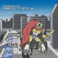 Battle Type Moonlight Fairy: Prototype A (Mini Album)