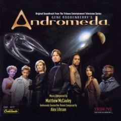 Andromeda OST (Part 1) - Matthew McCauley