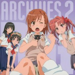 Toaru Kagaku no Railgun ARCHIVES 2