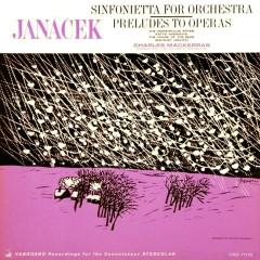 Sinfonietta For Orchestra E Preludes To Operas - Charles Mackerras
