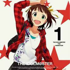 THE iDOLM@STER ANIM@TION Vol.1 Vocal CD「PERFECT IDOL 01」  - THE iDOLM@STER