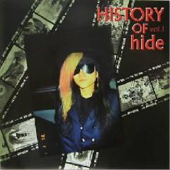 History Of hide Vol. 1