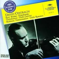 Bach, Brahms, Tchaikovsky: Violin Concertos & Beethoven: Romances CD2