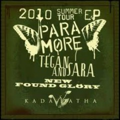 2010 Summer Tour - Paramore