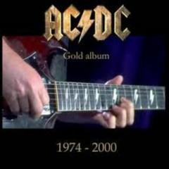 Gold Album - AC/DC