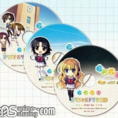 Aneiro Original Soundtrack CD