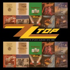 The Complete Studio Albums 1970-1990 CD10 - ZZ Top