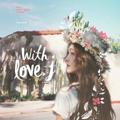 With Love, J (The First Mini Album) - Jessica