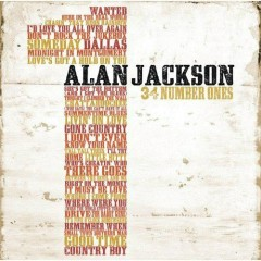34 Number Ones (CD2) - Alan Jackson
